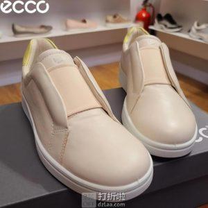 ECCO 爱步 Soft 4 柔酷4号 一脚套 女式休闲鞋 42码2.8折$27.6 海淘转运到手约¥271 天猫¥1599