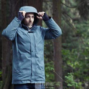 加拿大高端户外品牌 Westcomb Mission 750蓬 男式派克羽绒服 $600 两色可选 海淘转运到手约¥4014