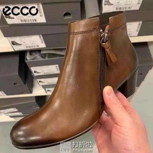 ECCO 爱步 Shape M35 型塑摩登系列 女式踝靴短靴 35码5.5折$76.92 海淘转运到手约¥593