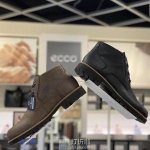 ECCO 爱步 Jamestown 詹姆斯敦系列 Hydromax防泼水 男式短靴 43码5.8折$80.74 海淘转运到手约¥618