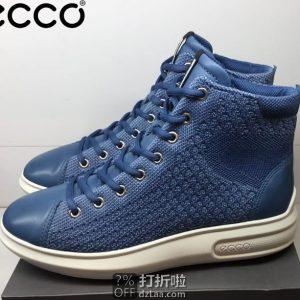 ECCO Soft 3 爱步 柔酷3号 女式高帮短靴 36码3.1折$54.83 海淘转运到手约¥448