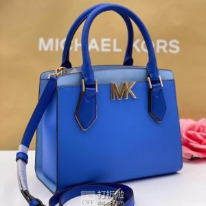 MICHAEL KORS 迈克·科尔斯 Mott系列 女式中号手提包 2.3折$90起 海淘转运到手约¥624