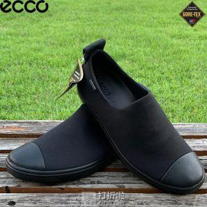 ECCO 爱步 Soft 7 柔酷7号 GTX防水 一脚套女式休闲鞋 36码 ¥404.94秒杀