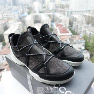 ECCO 爱步 Biom Street 男式抽绳休闲运动鞋 44码¥523.17