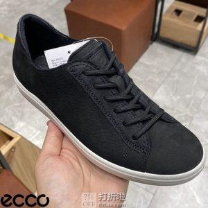 ECCO 爱步 SOFT 7 柔酷7号 女式休闲运动鞋 38码¥537.17