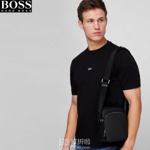 BOSS Hugo Boss 雨果·博斯 Crosstown_NS Small 小号男式单肩斜挎包 50431659 ¥904.53