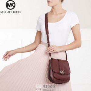Michael Kors 迈克科尔斯 Lillie系列 中号女式挎包 手提包 3.3折$129.99 海淘转运到手约¥904