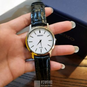 Seiko 精工 SUP873P1 太阳能 男式手表 ¥580
