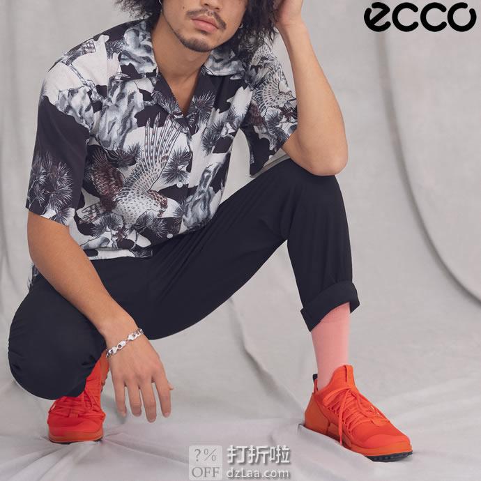 ECCO 爱步 Biom 2.0健步2.0系列 男式户外休闲鞋 800624 43码¥699.4