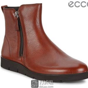 ECCO 爱步 Bella贝拉系列 女式短靴 282013 37码¥497.34
