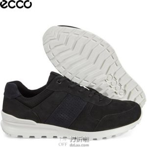 ECCO 爱步 2020年新款 CS20系列 男式休闲运动鞋 43码¥389.28