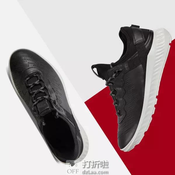 ECCO 爱步 ST.1 Lite 适动轻巧系列 男式缓震休闲跑步鞋 504214 44码¥523.49