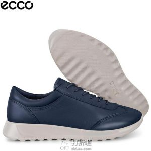 ECCO 爱步 Flexure Runner 随溢起跑系列 女式系带运动休闲鞋 35码¥354.08