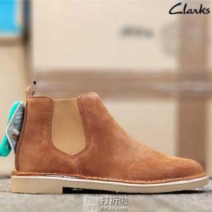 Clarks 其乐 Bushacre 3 经典沙漠靴 ¥353.73