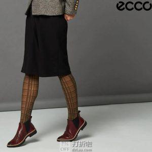 ECCO 爱步 Incise英姿系列 女式切尔西短靴 35码3.3折$65.79 海淘转运到手约¥520