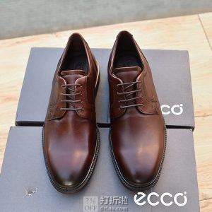 ECCO 爱步 Lisbon 里斯 男式牛津鞋 正装鞋 ¥511.41