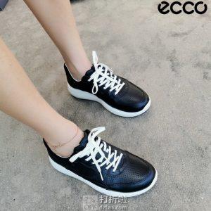 ECCO 爱步 SOFT 7 柔酷7号 路跑 女式休闲跑鞋 35码3.7折$65.69 海淘转运到手约¥520