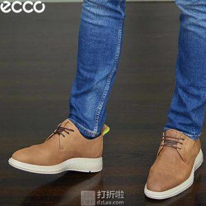 ECCO 爱步 ST.1 Hybrid Lite 适动混合轻巧系列 男式牛津鞋 ¥469.75
