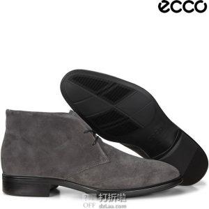ECCO 爱步 Citytray系列 男式短靴 3.1折$61.2起 海淘转运到手约¥492