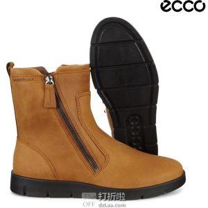 ECCO 爱步 Bella 贝拉系列 Hydromax防泼水 女式短靴 38码¥476.91