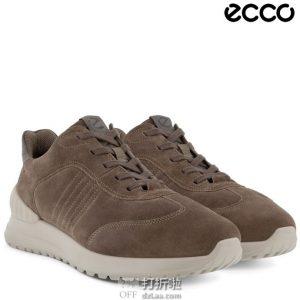 ECCO 爱步 Asitr Lite雅跃轻巧系列 男式休闲鞋 ¥418.96起秒杀