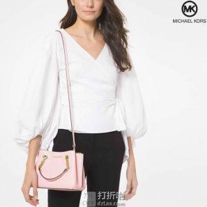 Michael Kors 迈克高仕 Teagen 女式手提包 2.7折$99.45 海淘转运到手约¥690 京东1698