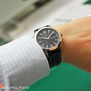 Hamilton 汉米尔顿 Broadway H43311735 男式石英表 优惠码折后$259 海淘转运关税补贴到手约¥1828