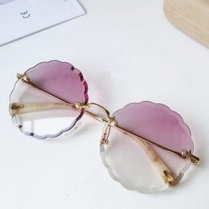 Chloé 蔻依 Rosie 明星同款 女式太阳眼镜 CE142S 2.3折$71.11 海淘转运到手约¥469